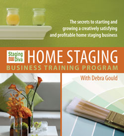 Staging Diva Home Staging Training