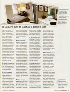 8 camera tips for real estate agents